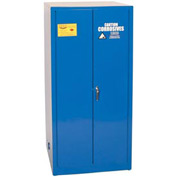 Eagle Acid & Corrosive Cabinet with Self Close - 60 Gallon