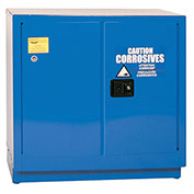 Eagle Acid & Corrosive Cabinet with Manual Close - 22 Gallon