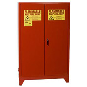 Eagle Paint/Ink Tower™ Safety Cabinet with Manual Close - 60 Gallon