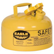 Eagle Type I Safety Can - 2 Gallons - Yellow, UI-20-SY