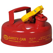 Eagle Type I Safety Can - 2 Quarts - Red, UI-4-S