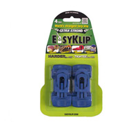 EasyKlip® MIDI Tarp Clip Blue 4104, 6 Packs of 4