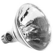 GE, 25218, Multi-Vapor Quartz Metal Halide, PAR38, 175 Watt, Clear