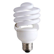Ushio, 3000157, Compact Fluorescent Light Bulb, 23 Watt, Twist