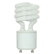 Ushio, 3000550, Fluorescent Light Bulb, 26 Watt, Mini Twist, Warm White