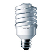 Philips, 414060, Fluorescent Light Bulb, 23 Watt, 120 Volts, Twist, Cool White