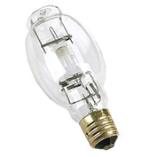 Osram Sylvania, 64404, Metal Halide Bulb, BT28, 250 Watt, Clear