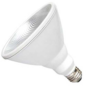 GE, 76225, HID Light Bulb, PAR38, 23 Watt, Clear