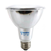 Sunlite, S05353, Outdoor Flood Bulb, 15 Watt, PAR30L