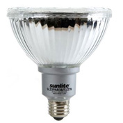 Sunlite, S05368, Outdoor Flood Bulb, 20 Watt, PAR38