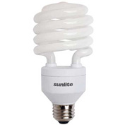 Sunlite, S05545, Fluorescent Light Bulb, 32 Watt, 120 Volts, Twist, Warm White