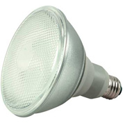 Satco, S7202, Fluorescent Light Bulb, 23 Watt, PAR38