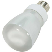 Satco, S7255, Fluorescent Light Bulb, 11 Watt, R20