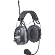 Elvex® COM-660W ConnecTunes™ Wireless Earmuff, 22 NRR, Gray/Black