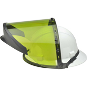Elvex® VOLT® Arc Protection Kit W/6Pt. Ratchet Full Brim Hard Hat, WELCUARC7