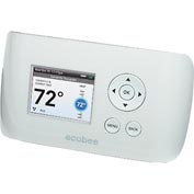 Ecobee Thermostat, Wi-Fi Enabled, Commercial, EB-EMSSi-01