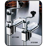 Edlund 1 1 Can Opener Manual, Plated Steel Base,