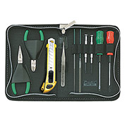 Eclipse 500-025 - 10 Piece Compact Tool Kit
