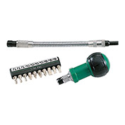 Eclipse 800-076 - Flexible Screwdriver Set