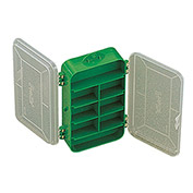 "Eclipse 900-043 - 13 Fixed Plastic Compartment Box - Two Sided Lids 6-1/2""L x 3-3/4""W x 1-3/4""H"