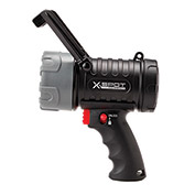Eclipse 902-469 - X-Spot Handheld Spotlight Black, Eclipse Logo Pad Printed Batteries Not Included