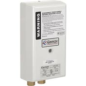 Eemax EX80 Electric Tankless Water Heater, Flo-Controlled Point Of Use - 8.0KW 277V 29A