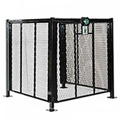 AC Protection Cage for Residential Units 4' x 4', T-Rex4x4