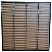 AC Protection Cage Single Panel 4' x 4' , T-Rex4x4 ONE SIDE ONLY