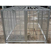 Roof Top Expanded Metal Cage 6' X 9' X 5', T-Rex6x9