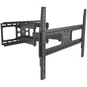 "GForce® Articualting Dual Arm TV Wall Mount Bracket for 37"" to 70"" TVs"
