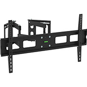 "GForce® Dual Arm Corner TV Wall Mount Bracket for 37""-63"" LED/LCD/Plasma Flat Screen TV's"