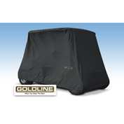 Eevelle Goldline Marine Grade Fabric 4 Passenger Storage Cover, Charcoal - GLGL04CH