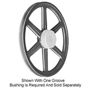 Browning FHP, Bushed, Cast Iron, 2 Groove Sheave, 2BK80H