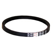 V-Belt, 1/2 X 60 In., 4L600, Light Duty Wrapped