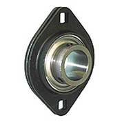 "Mounted Ball Bearing, Flange, 2 Bolt, Stamped, 3/4"" Bore Browning SSF2S-112"