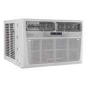 Frigidaire® FFRH1222R2 Window Air Conditioner with Heat 12,000BTU Cool 11,000BTU Heat 230V