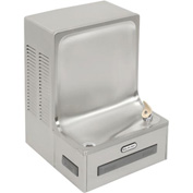 Elkay Wall Mount Legacy Water Cooler, Stainless Steel, 115V, 60Hz, 4.8 Amps, EHFSA8S1Z