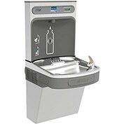 Elkay EZS8WSSK EZH2O Water Bottle Refilling Station W/Single ADA EZ Cooler, Refrig, Stainless