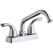 Elkay LK2000CR, Everyday Laundry/Utility Faucet, Chrome, Double Lever Handle