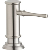 Elkay, LK330LS, Soap Dispenser, Lustrous Steel