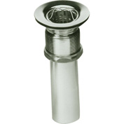 Elkay LK36, Chrome Basket Strainer & Tailpiece For Bar Sink