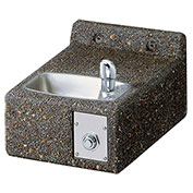 Elkay Stone Outdoor Drinking Fountain, Lk4593fr
