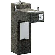 Elkay Stone Outdoor Drinking Fountain, LK4595