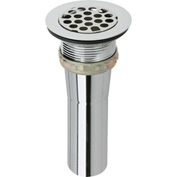 Elkay LK9, Chrome Basket Strainer & Tailpiece For Bar Sink