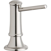 Elkay, LKEC1054PN, Soap Dispenser, Polished Nickel