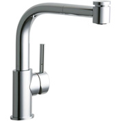 Elkay LKMY1041CR, The Mystic Pull-Out Kitchen Faucet, Chrome, Single Lever Handle