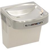 Elkay Water Cooler, Filtered, ADA Hands Free, Light Gray Granite, 115V, 5 Amps, LZO8L