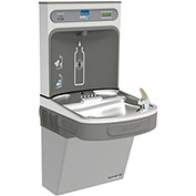 Elkay LZSG8WSLK EZH2O Water Bottle Refilling Station, Single ADA Cooler, Refrig, Filtered,Light Gray