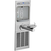 Elkay LZWS-LRPBM8K Filtered EZH2O® Bottle Filling Station W/ Integral Refrig.SwirlFlo Fountain