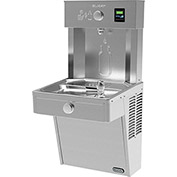 Elkay VRCDWSK Vandal-Resistant EZH2O Water Bottle Refilling Station, Single, Non Refrigerated, SS